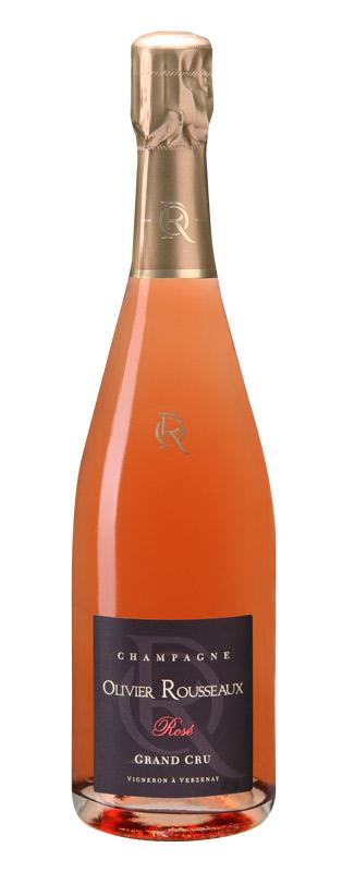 Champagne Olivier Rousseaux Rosé